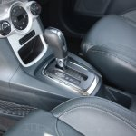 Ford Fiesta Automatic shifter and console