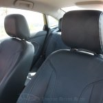 Ford Fiesta Automatic black interior