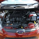 Ford Fiesta Automatic engine and transmission