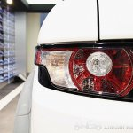 Range Rover Evoque tail lamp