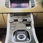 Evoque dashboard