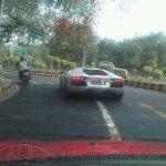Lamborghini Aventador India