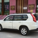 Nissan X-Trail-Limited Edition rear