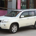 Nissan X-Trail-Limited Edition