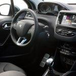 Peugeot 208 interiors