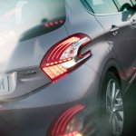 Peugeot 208 taillamps
