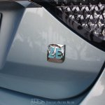 Renault Fluence ZE badge