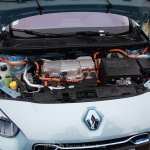 Renault Fluence ZE motor and controller
