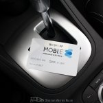 Renault Fluence ZE charging card