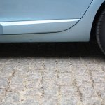 Renault Fluence ZE ground clearance