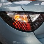 Renault Fluence ZE tail light
