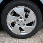 Renault Fluence ZE wheels