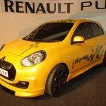 Renault Pulse YELLOW