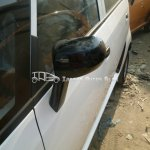 Tata Nano upgrade outside rear view mirror