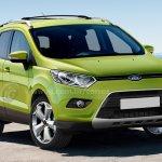 2012 Ford EcoSport render