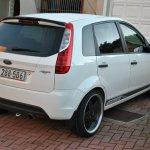 Novelsport Ford Figo 2