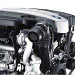 BMW X1 4-cylinder engine