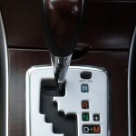 Facelifted Toyota Corolla Altis gear knob