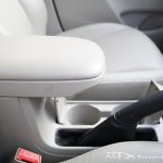 Facelifted Toyota Corolla Altis armrest