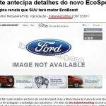 Ford EcoSport IndianAutosBlog Quatro Rodas