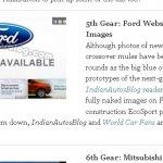 Ford EcoSport Jalopnik IndianAutosBlog
