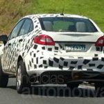 Spied Ford EcoSport