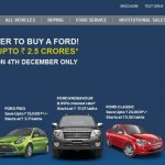 Ford India Midnight Sale