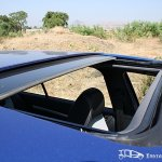 Skoda Laura vRS sunroof