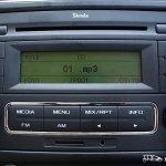 Skoda Rapid Music system