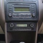 Skoda Rapid center console