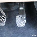 Skoda rapid pedals