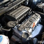 Skoda Rapid engine