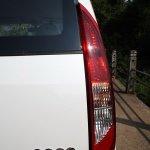 2012 Tata Nano tail lamps