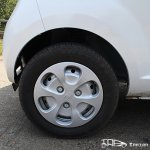 2012 Tata Nano wheels