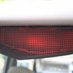 2012 Tata Nano brake lights