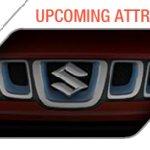 Maruti Suzuki Concept SUV front grille