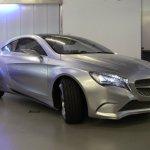 Mercedes Benz Concept A-Class exterior
