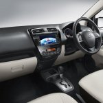 Mitsubishi Mirage interiors