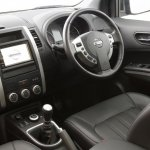 Nissan X-Trail Platinum Edition interiors