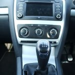 Skoda Laura vRS center console