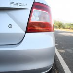 Skoda Rapid tail lamps
