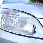 Skoda Rapid headlamps