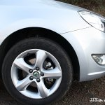Skoda Rapid alloy wheels