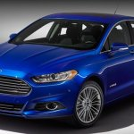 2013 Ford Mondeo Front