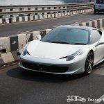 2012 Parx Supercar Parade  Ferrari 458 Italia