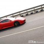 2012 Parx Supercar Parade  Ferrari f430