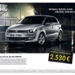 2012 Volkswagen Polo Match Special Edition Germany
