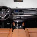 2013 BMW X6 dashboard