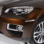 2013 BMW X6 front upclose