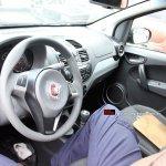 2013 Fiat Siena interiors